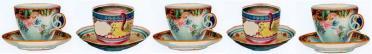 5 Teacups