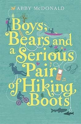 Boys Bears and a Serious Pair of Hiking Boots