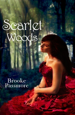 SCARLET WOODS COVER