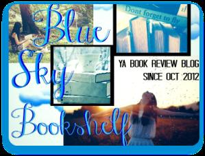 Blue Sky Bookshelf