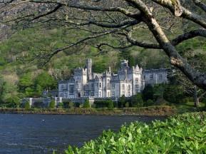 Castle by Lake