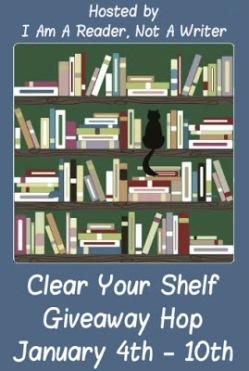 clear your shelf january