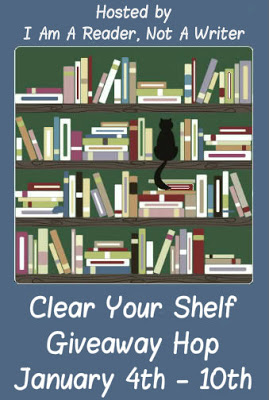 clear your shelf january