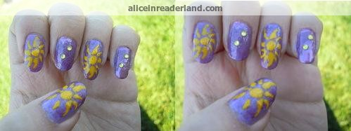 Tangled Nails Watermark